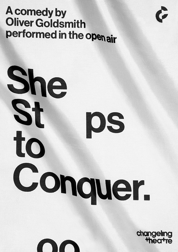 She Stoops to Conquer (2016)