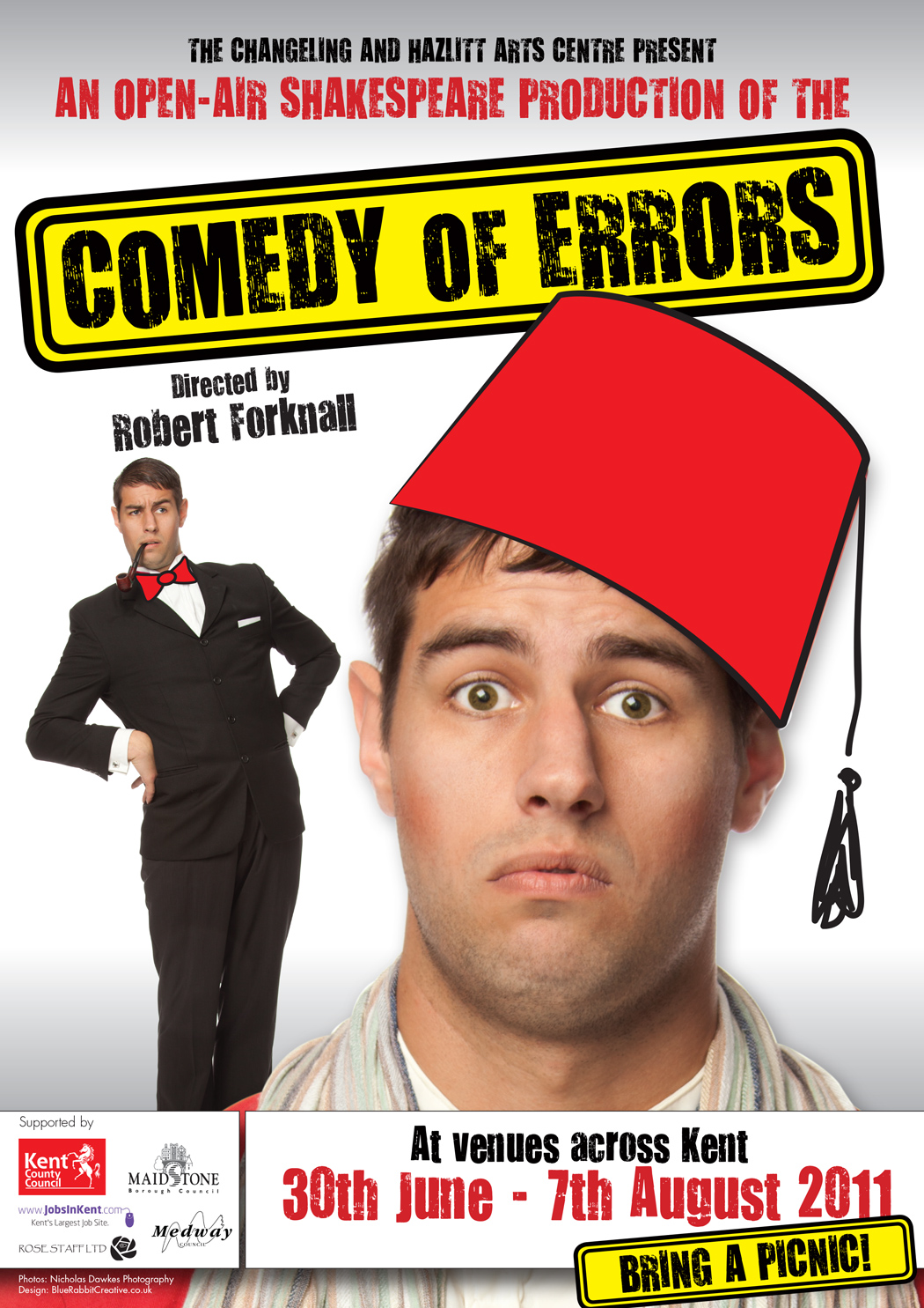 Comedy of Errors (2011)