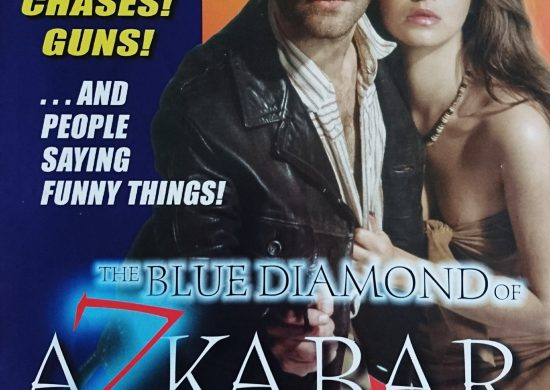 The Blue Diamond of Azkabar (2000)