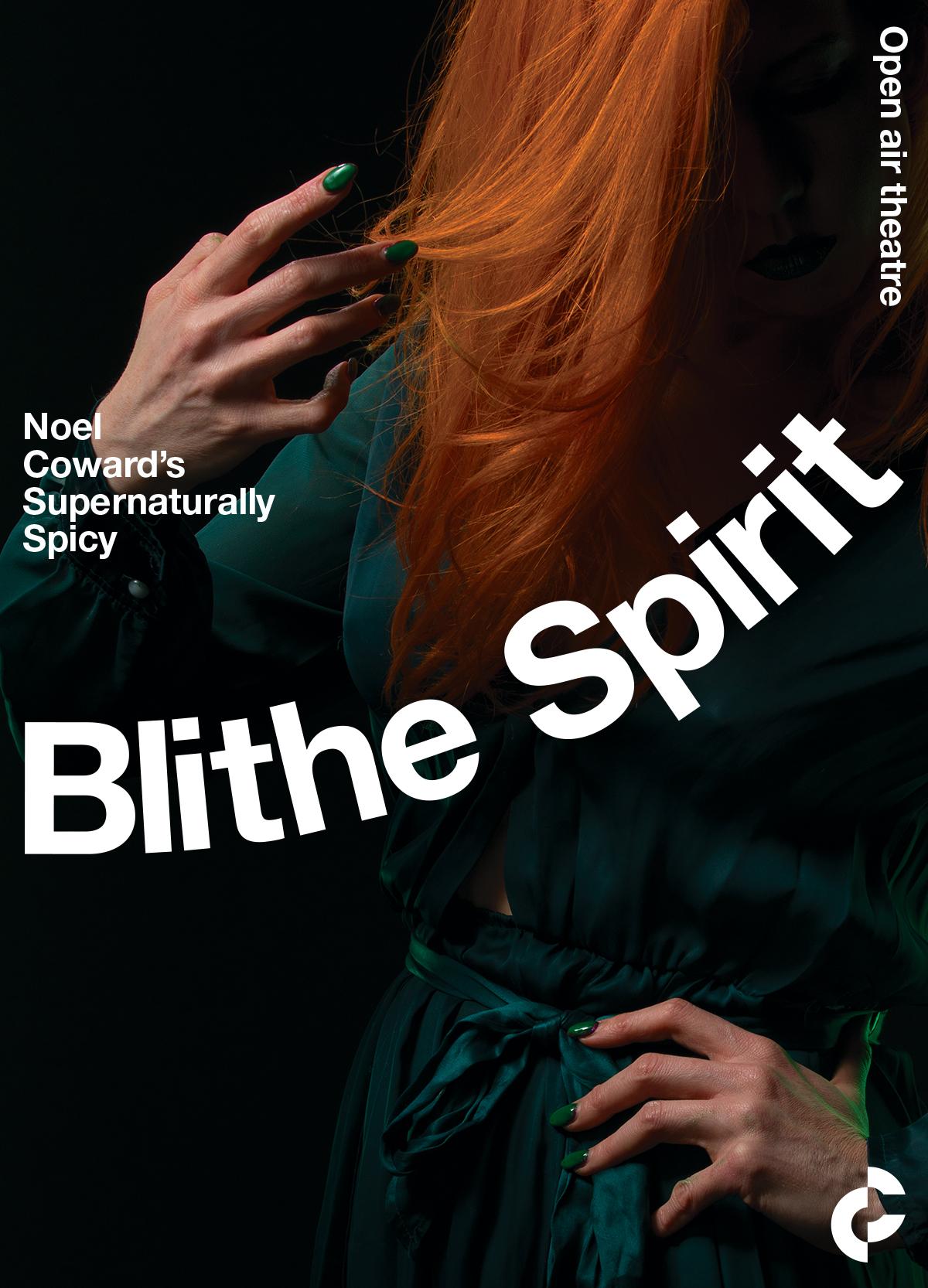 Blithe Spirit (2018)